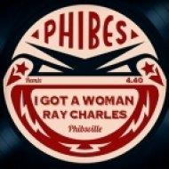 Ray Charles - Gold Woman  (Phibes Remix) (Remix)