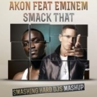 Akon Feat. Eminem, DJ Nejtrino & DJ Baur - Smack That (Smashing HARD DJs Mash up)