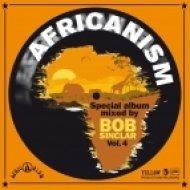 Damond Ramsey & DJ Spen - Back to Africa (Club Mix)