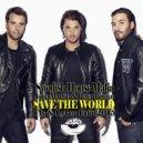 Swedish House Mafia feat. John Martin & Peter Brown - Save The World (Fly & Lykov Edit 2015)