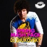 Tiga vs. Plastik Funk - You Gonna Push Me  (DJ Zhukovsky Mash-Up)