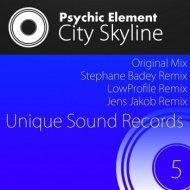 Psychic Element - City Skyline (LowProfile Remix)