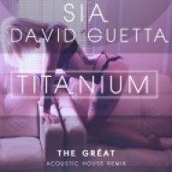 Sia feat David Guetta - Titanium (TH The Grëat - Acoustic House Remix)