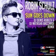 Robin Schulz feat. Jasmine Thompson - Sun Goes Down (Dj Denis Rublev & Dj Natasha Baccardi remix)
