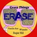 Vanilla Ace, Wasabi, Sugar Hill  - Crazy Things (Original mix)