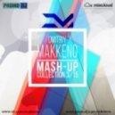 Apashe feat. Dj Krupnov & Dj All Inclusive vs. Robots Can\'t Dance - No Twerk (Dmitriy Makkeno Mash-up)