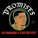 Baauer feat. Fetty Wap & Dubbel Dutch - Promises (So Durand & Foster Edit)