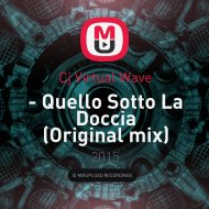 Cj Virtual Wave - Quello Sotto La Doccia (Original mix)