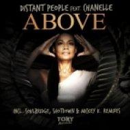 Distant People, Chanelle - Above (Shotdown Remix)