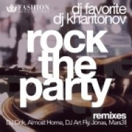 DJ Favorite & DJ Kharitonov - Rock The Party (DJ Art Fly Radio Edit)
