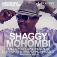 Shaggy & Mohombi feat. Faydee, Costi - Habibi (I Need Your love) (DJ Favorite & Freshdance Project Remix) (DJ Favorite & Freshdance Project Remix)