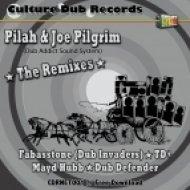 Pilah & Joe Pilgrim  - Cure Them (Fabasstone Dub Invaders Remix)