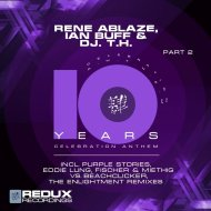 Rene Ablaze, Ian Buff & DJ T.H. - 10 Years (Purple Stories Remix)