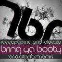 Raggapop Inc, Elevate - Bring Ya Booty (Alter Form Gothic Breaks Mix)
