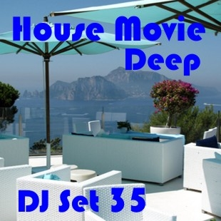 House Movie # 35 - Campari Time - Cool Deep Lucy Ivanova & Max DJ\'s (Capri Italy 31 2015) (Live Set)