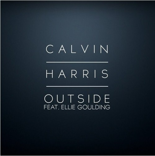 Calvin Harris feat. Ellie Goulding  - Outside (Edward Marc Remix)