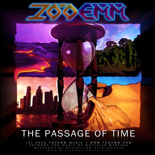 Tooemm  - The Passage Of Time (Original mix)