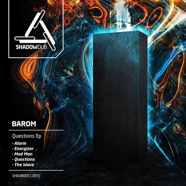 Barom - Mad Man (Original mix)