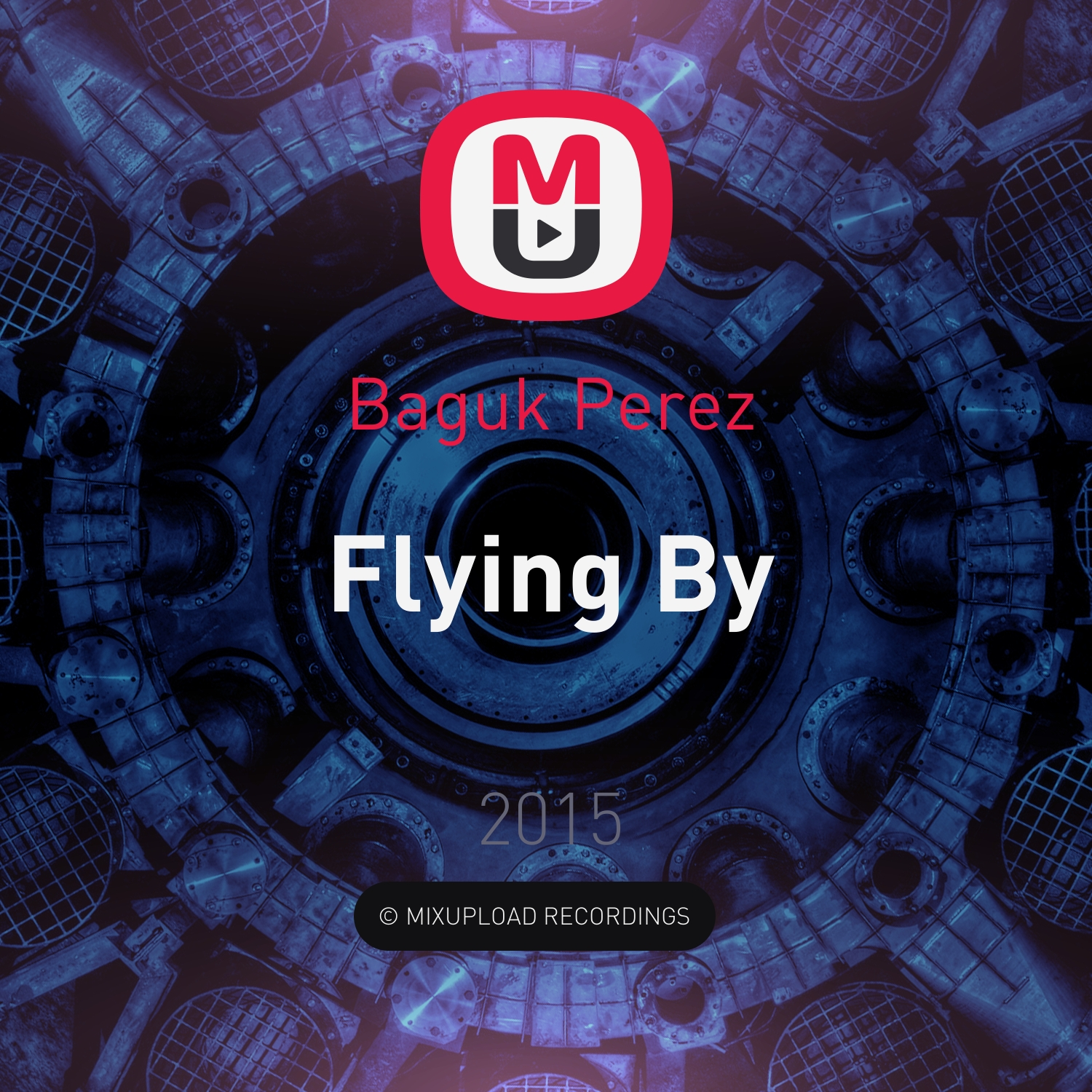 Baguk Perez - Flying By (Original mix) (original)