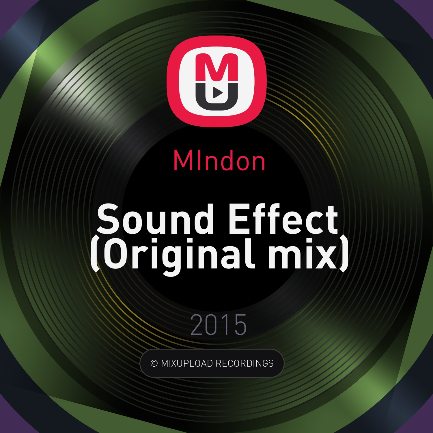 MIndon - Sound Effect (Original mix)