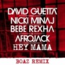 David Guetta - Hey Mama (Boaz van de Beatz Remix)