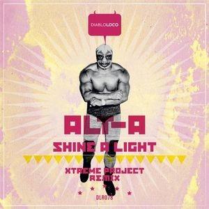 Alt-A - Shine A Light (XTREME PROJECT remix)
