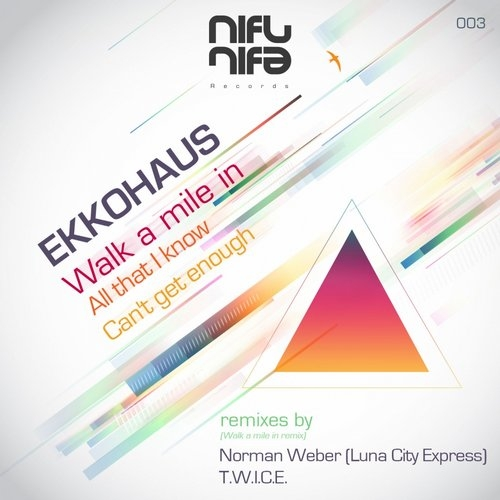 Ekkohaus - Walk A Mile In (Original mix)