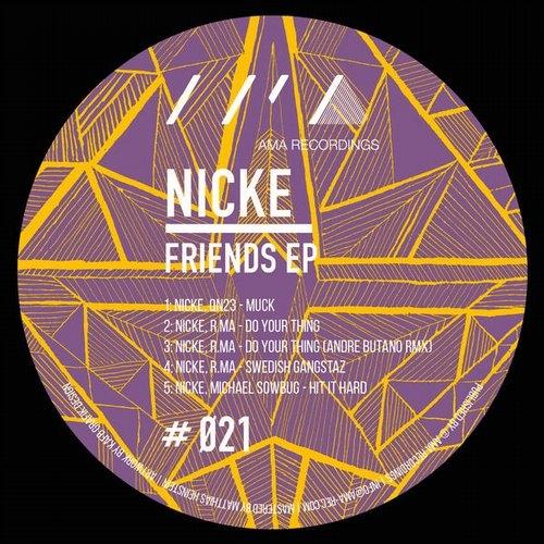 Nicke, QM23 - Muck (Original)