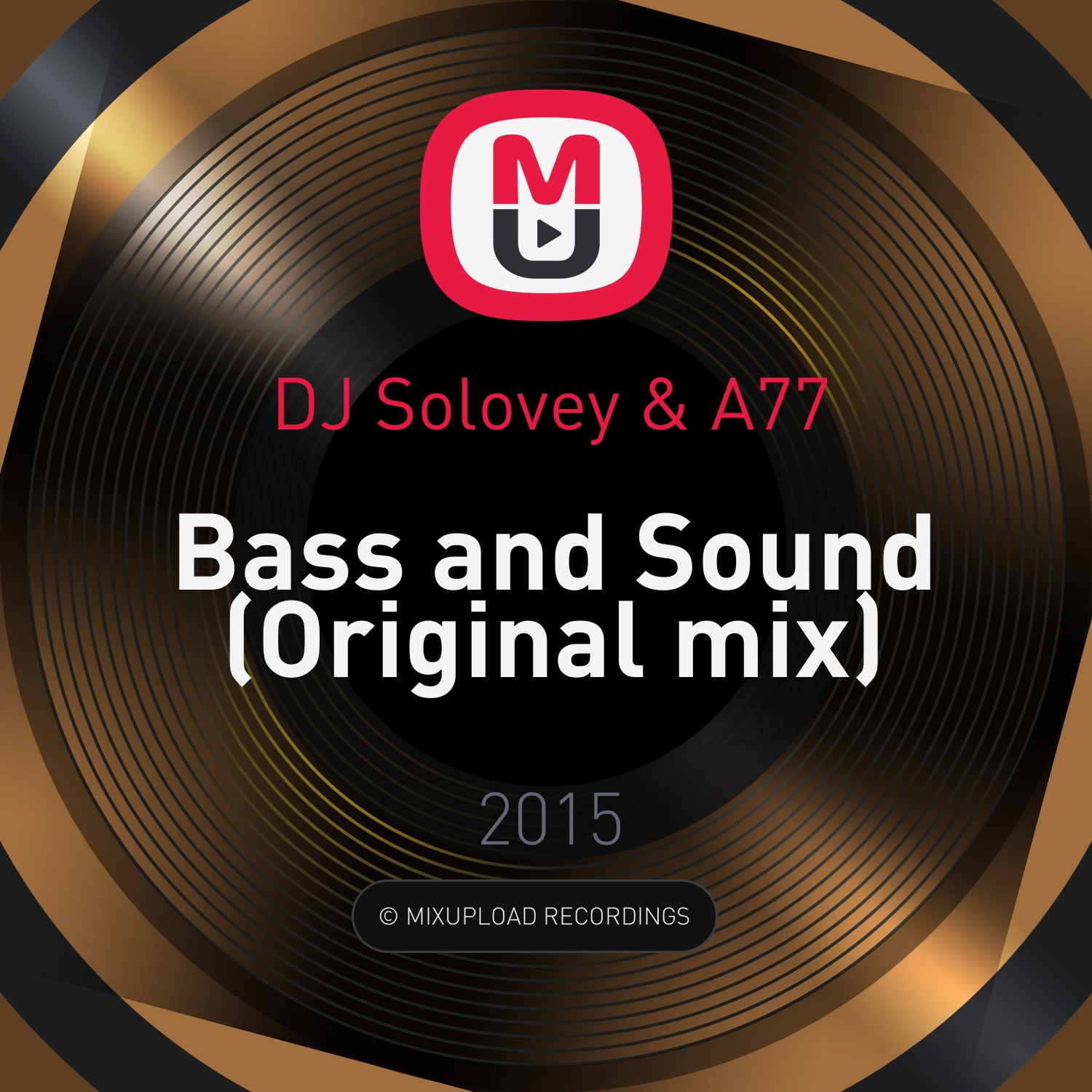 DJ Solovey & A77 - Bass and Sound (Original mix)