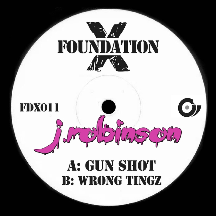 J.Robinson - Gun Shot (Original mix)