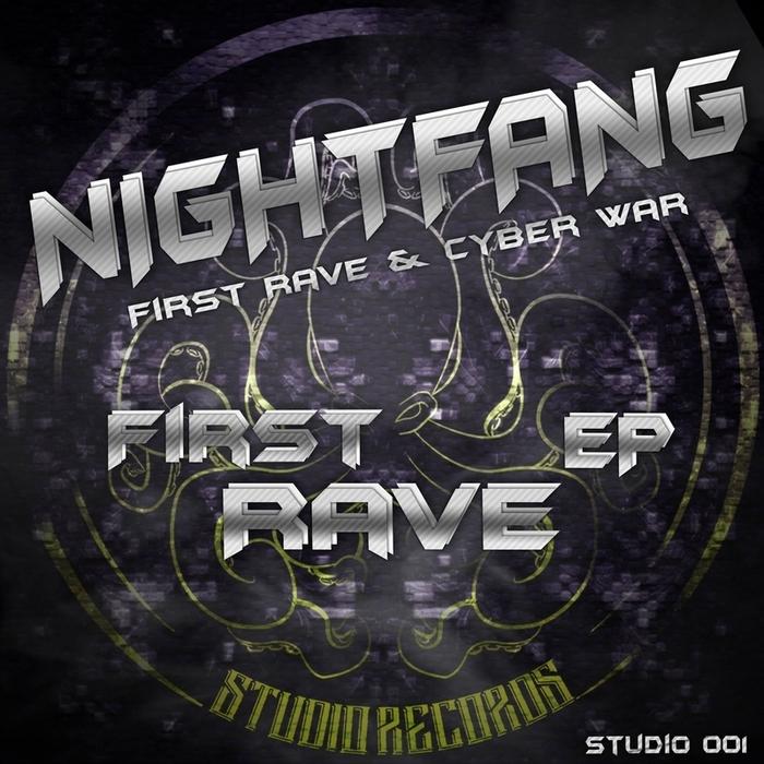 Nightfang - Cyber War (Original mix)
