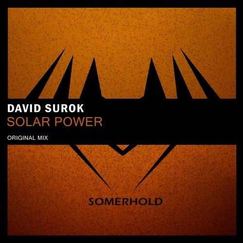 David Surok - Solar Power (Original Mix)