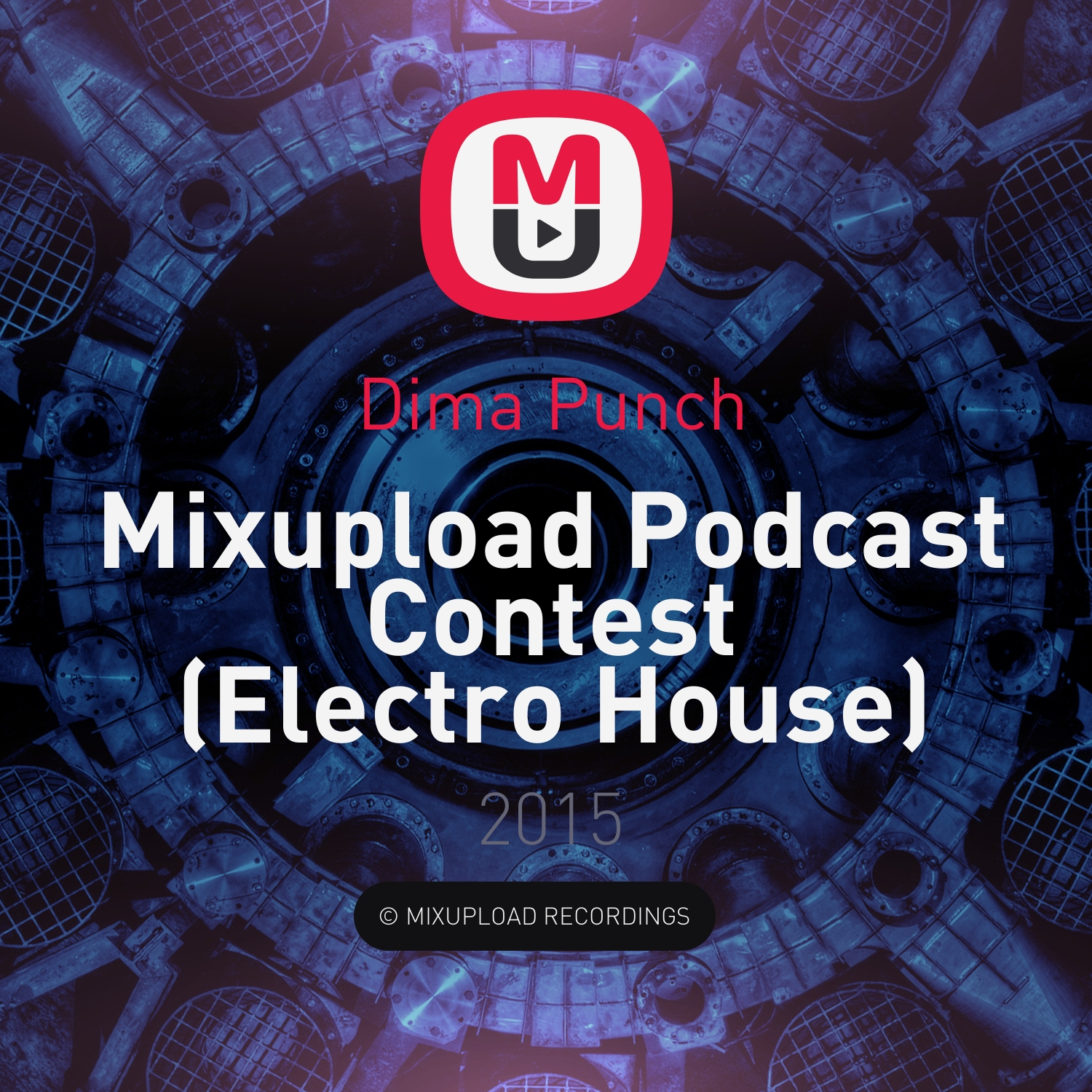 Dima Punch - Mixupload Podcast Contest  (Electro House)