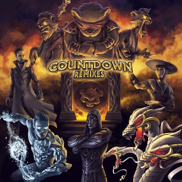 Teddy Killerz  - Countdown (Custom Phase remix)