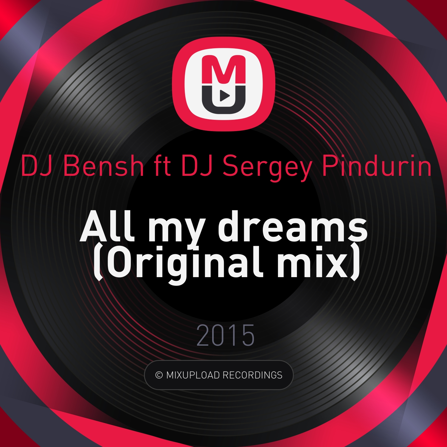 DJ Bensh ft DJ Sergey Pindurin - All my dreams (Original mix)