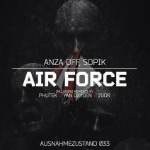 Anza Off & Sopik - Air Force (Yan Oxygen Remix)