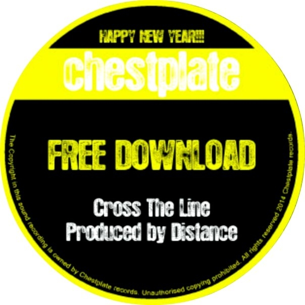 Distance  - Cross The Line (Original mix)