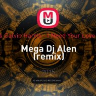 Arston & Zodiac & Calvin Harris feat. Ellie Goulding - I Need Your Love (Mega Dj Alen Remix)