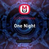 DJ Rakhmanov - One Night ()