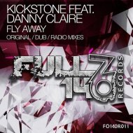 Kickstone feat. Danny Claire - Fly Away (Dub Mix)