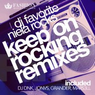 DJ Favorite & Niela Rocks - Keep On Rocking (DJ Dnk Dub Mix)