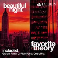 DJ Favorite & Theory - Beautiful Night (DJ Flight Remix)