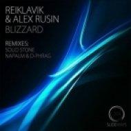 Reiklavik, Alex Rusin - Blizzard (Original Mix)