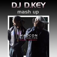 Madcon, Tiago Rusty - Don\'t Worry (Dj D.Key Mash Up)