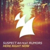 Suspect 44, Rumors - Here Right Now feat. RUMORS (Original Mix)