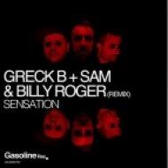 Greck B - Sensation (Original Mix)