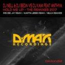 DJ Nell & DJ Beda vs DJ Kam feat. Anthya - Hold Me Up (Nelka Remix)