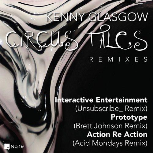 Kenny Glasgow - Prototype (Brett Johnson Remix)