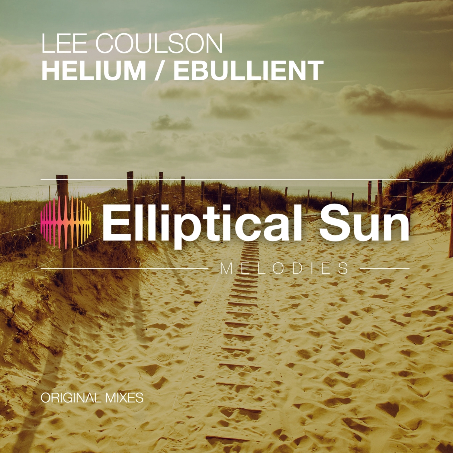 Lee Coulson - Helium (Original Mix)