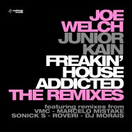 Joe Welch  &  Junior Kain  - Freakin\' House Addicted (Adriano Roveri Remix)